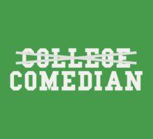 College Comedian Baby Tee