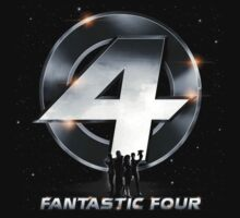 Fantastic Four by ameliaduffy