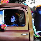 Las Catrinas Ride Again ~ Dia De Los Muertos by TWindDancer
