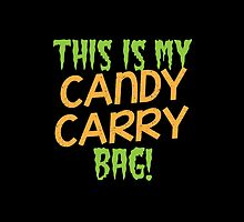 This is my candy Carry Bag by jazzydevil