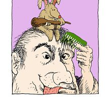 Hair Club For Men By Londons Times Cartoons by Rick  London