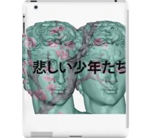 sadboys iPad Case/Skin