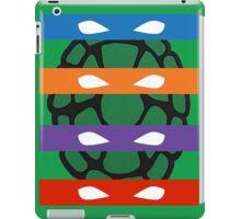 Teenage Mutant Ninja Turtles Masks iPad Case/Skin