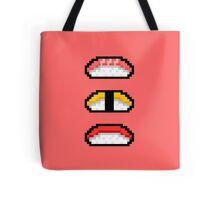 Pixel Nigiri Sushi Tote Bag