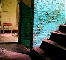 Reformed Desk by jasonbakerphoto