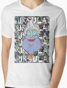 Ursula Mens V-Neck T-Shirt
