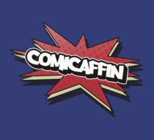 Comicaffin - YouTube Logo by PyroDraco