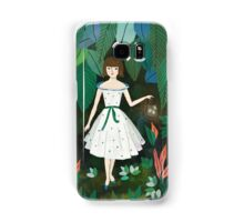Forest Green Samsung Galaxy Case/Skin