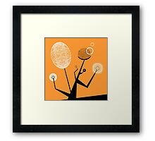 Sprouted Ideas Framed Print
