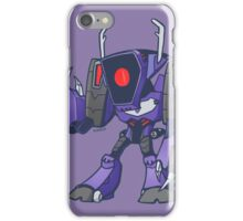 Shockwave from Transformers Animated Version B iPhone Case/Skin