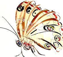 Butterflier by Carole Chaplin