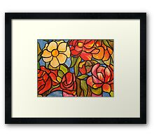 ... In bloom Framed Print