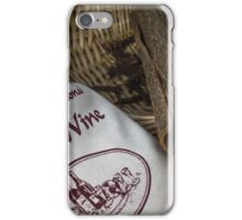 Herbs for mulled vine iPhone Case/Skin