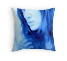 Hazy Shade of Winter 4 Throw Pillow