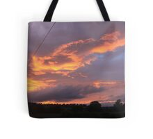 Coloured Sky 03 Tote Bag