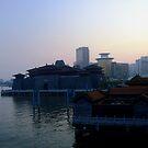 Macau by Charcoalfeather
