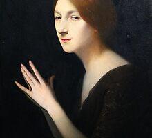 Marguerite Moreno by Koia