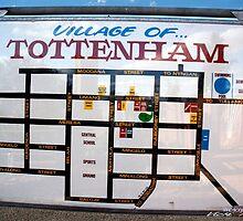Tottenham Village © Vicki Ferrari Photography by Vicki Ferrari