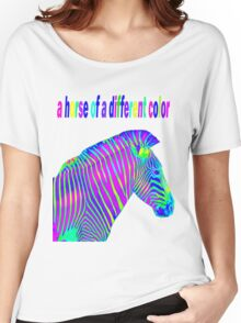 a horse of a different color Women's Relaxed Fit T-Shirt