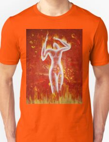 Woman born of fire T-Shirt