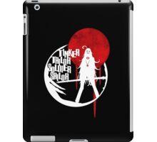 Tinker Tailor Soldier Sailor iPad Case/Skin