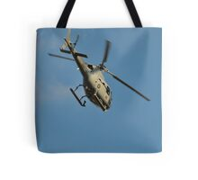 Navy Helo Tote Bag
