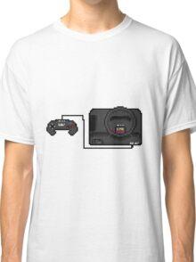 Sega Mega Drive - a true pixel classic! Classic T-Shirt