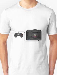 Sega Mega Drive - a true pixel classic! Unisex T-Shirt