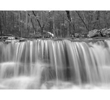 Middle of Collins Creek Photographic Print