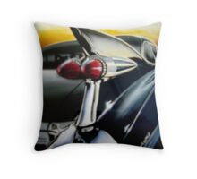 USA Cruiser Throw Pillow
