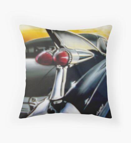USA Cruiser Throw Pillow