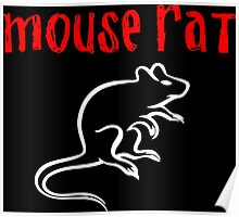Mouse rat 2 Poster