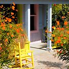 Cheerful Entrance by Rosalie Scanlon