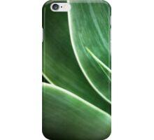 a succulent glow iPhone Case/Skin
