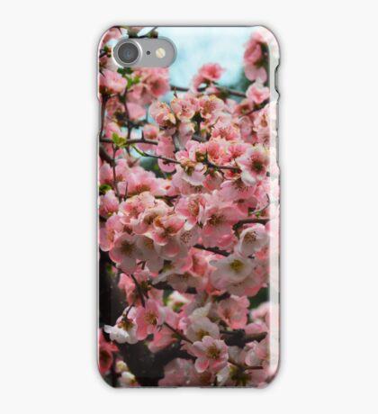Pretty in Peach iPhone Case/Skin