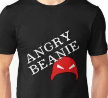 Angry Beanie Logo Unisex T-Shirt