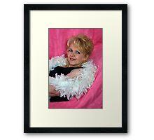Girls Night In Gallery: Donna Framed Print
