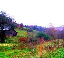 John Allen's Barn by Chelei