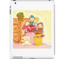 Teddy and Toys iPad Case/Skin