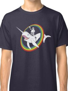Narwhal Rainbow Stormtrooper Classic T-Shirt