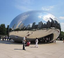 """""""The Bean"""" by Patricia  Butler"""