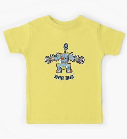 Baby Buzz'head Blue Kids Tee
