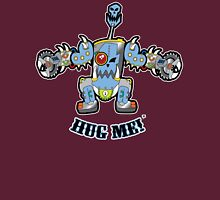 Baby Buzz'head Blue Unisex T-Shirt