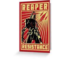Geth Resistance Greeting Card