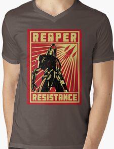 Geth Resistance Mens V-Neck T-Shirt