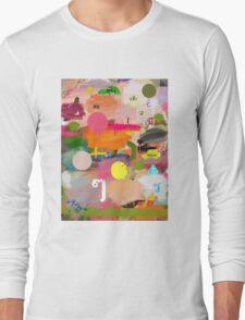 messages 013 Long Sleeve T-Shirt