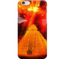 Ancient Gods by Raphael Terra iPhone Case/Skin