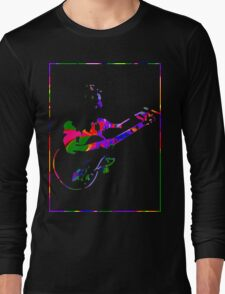 Psychedelic Freak Out Long Sleeve T-Shirt