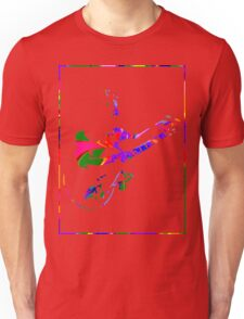 Psychedelic Freak Out Unisex T-Shirt
