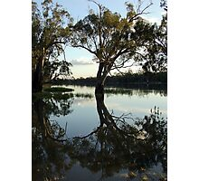 Reflection.... Photographic Print